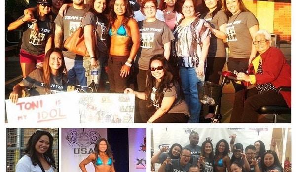 Team Toni T-Shirt Photo