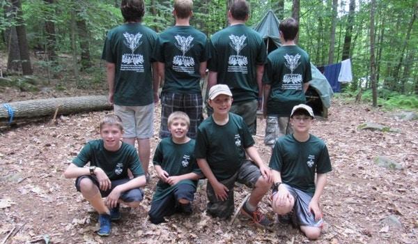 Bsa Troop 42   Clifton Park Ny T-Shirt Photo