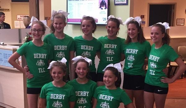 Derby Cheer 2015 T-Shirt Photo