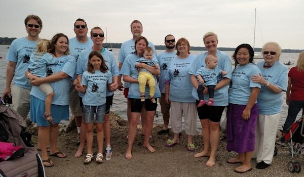 Swimmers T-Shirt Photo