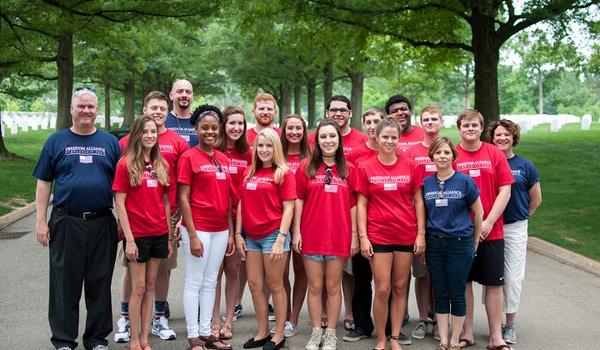 Freedom Alliance Scholarship Fund Retreat 2015 T-Shirt Photo