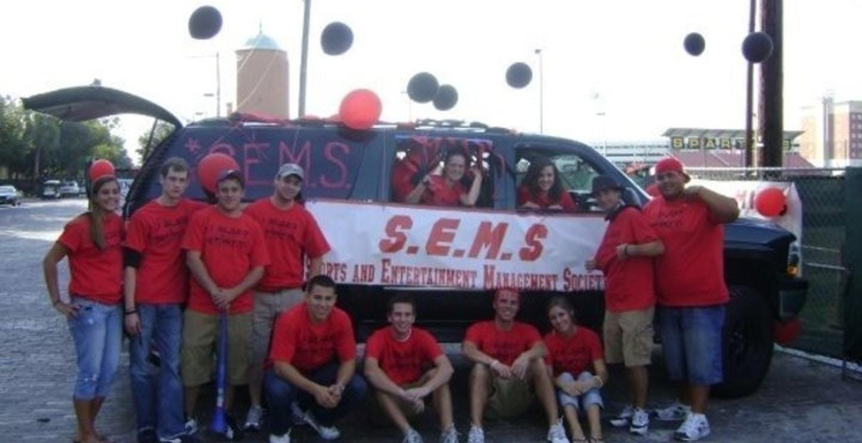 Sems Homecoming Parade T-Shirt Photo