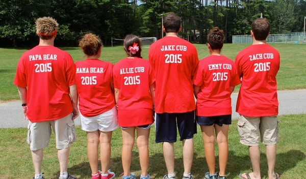 Cubbie Team Family T-Shirt Photo