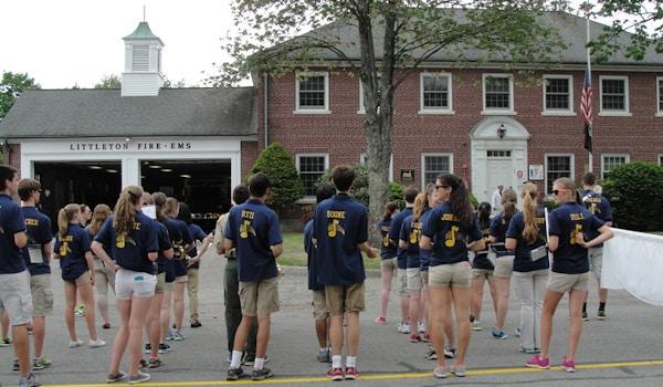 Lhs High School Band, Memorial Day Parade T-Shirt Photo