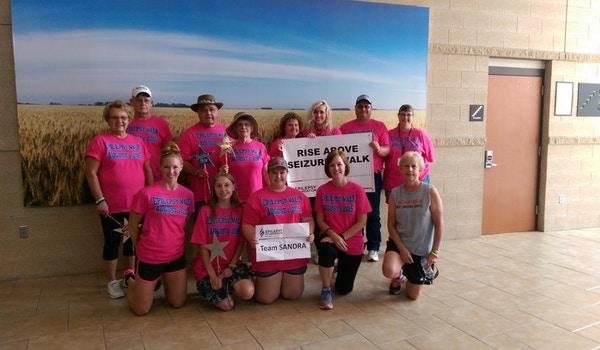 #Team Sandra T-Shirt Photo