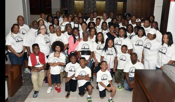 2015 Welcome Family Reunion T-Shirt Photo