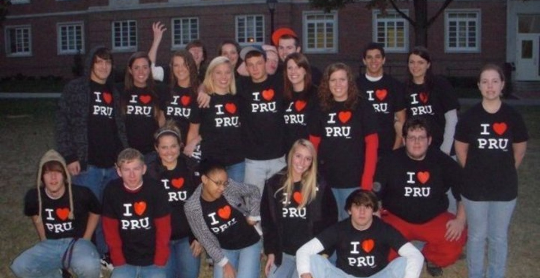 1st Floor Love T-Shirt Photo