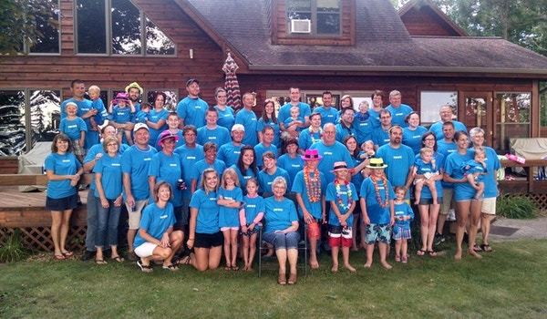 Annual Family Weekend T-Shirt Photo