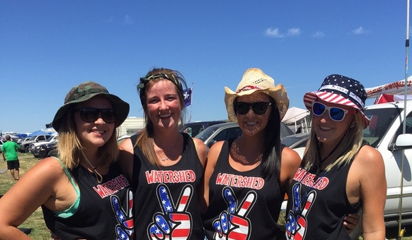 Watershed Loves Custom Ink T-Shirt Photo