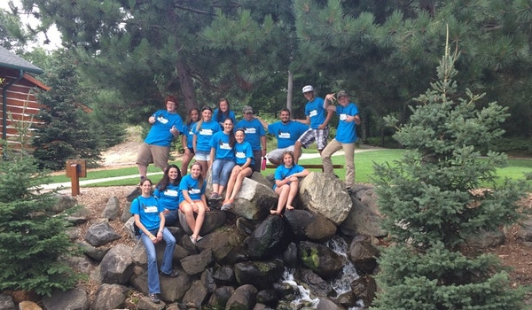 Young Life Camp 2015! T-Shirt Photo