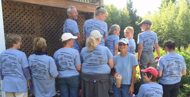 Herding In Nh T-Shirt Photo