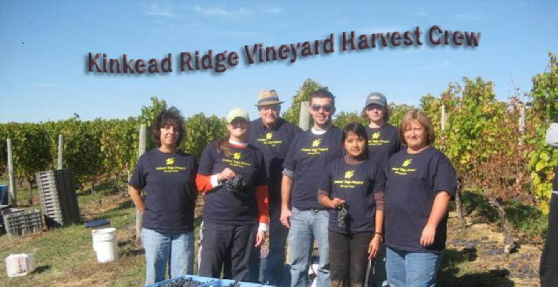 2008 Harvest Crew, Kinkead Ridge, Ohio T-Shirt Photo