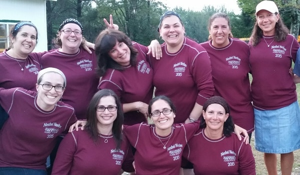 Adults Can Have Fun At Camp  T-Shirt Photo