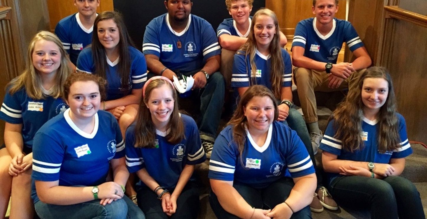 Youth Council For The Presbytery Of East Tennessee T-Shirt Photo