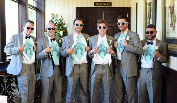 Big Ken  The Man, The Myth, The Legend  Kiwicz Wedding 2015 T-Shirt Photo