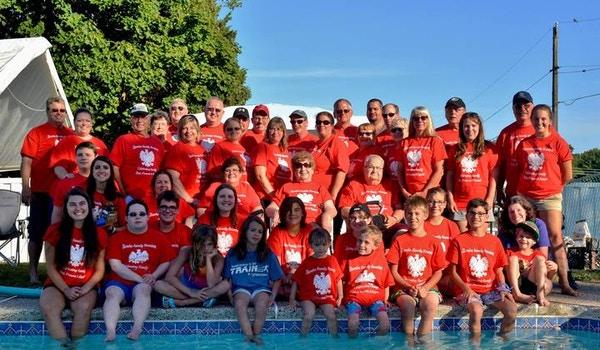Ziemba Family Reunion T-Shirt Photo