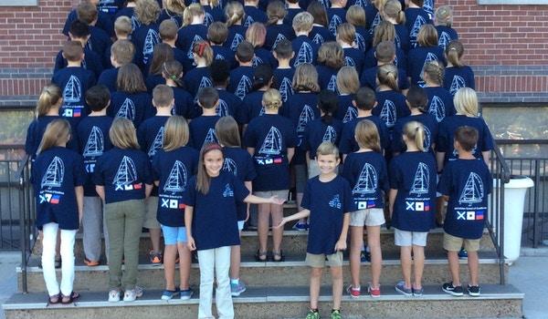 Mc Fadden Pier 45 Group T-Shirt Photo