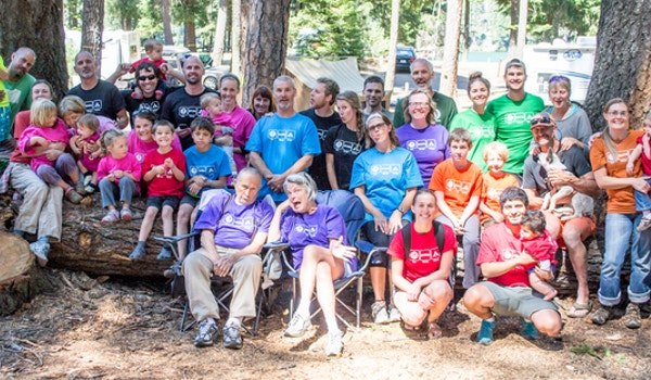 Annual Geister Family Campout!! T-Shirt Photo