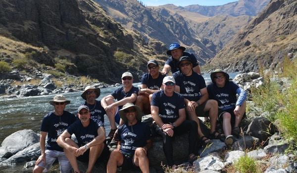 The Minyan   Snake River 2015 T-Shirt Photo