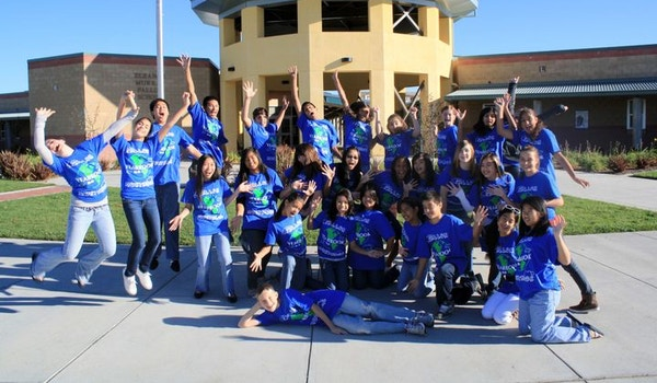 Hs Musical Style  Middle School Version T-Shirt Photo
