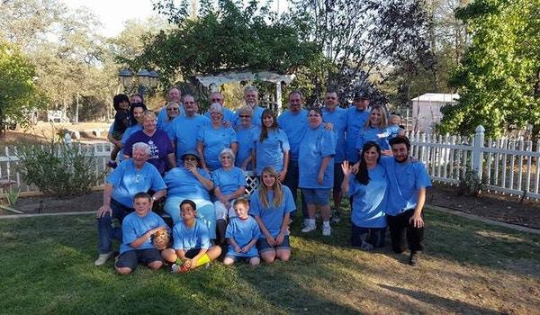 Furr Family Reunion 2015 T-Shirt Photo