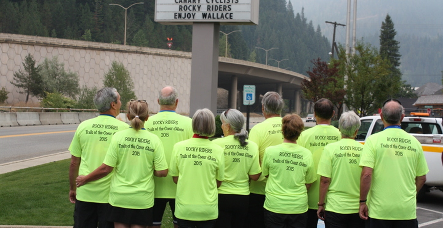 Seeing Our Name On The Motel Sign T-Shirt Photo