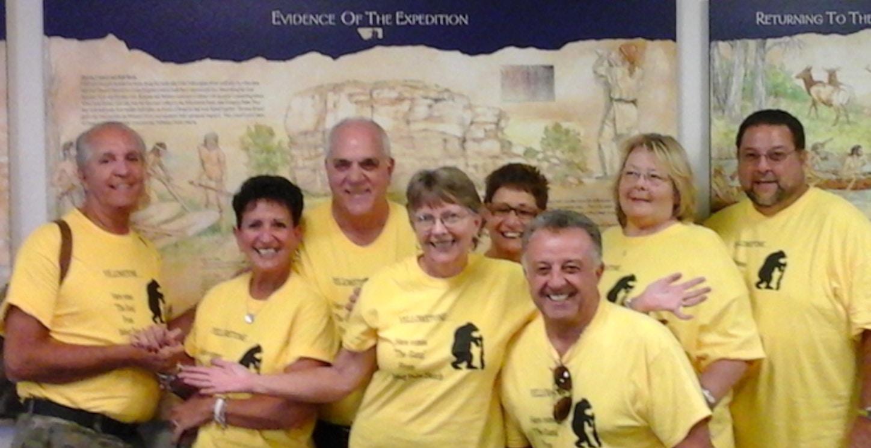Yellowstone T-Shirt Photo