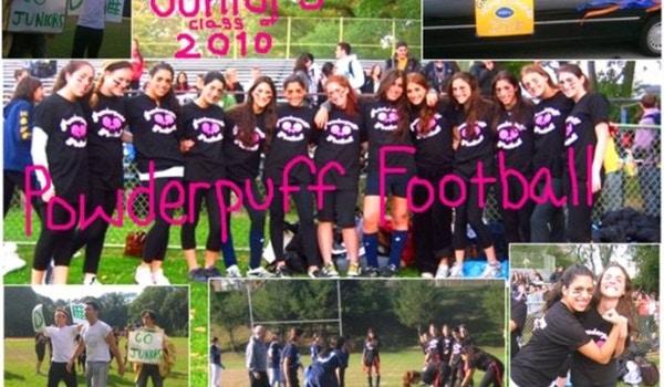Gnn Junior's Powderpuff Football Team T-Shirt Photo