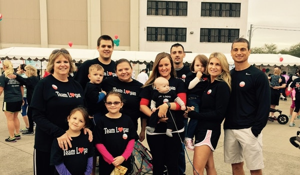 Team Logan  T-Shirt Photo