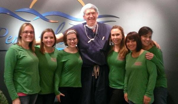 Peninsula Plastic Surgery Relay For Life Team T-Shirt Photo