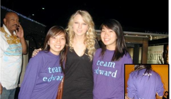 Twilight To Taylor T-Shirt Photo