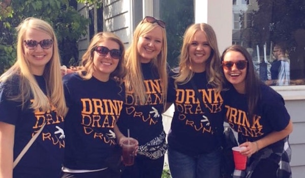 Homecoming 2015 T-Shirt Photo