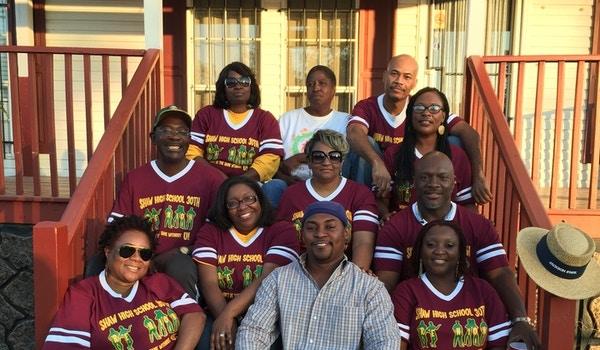 Shaw High School Class Of 1985 30th Reunion T-Shirt Photo