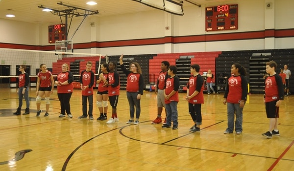 Student Council Pep Rally T-Shirt Photo