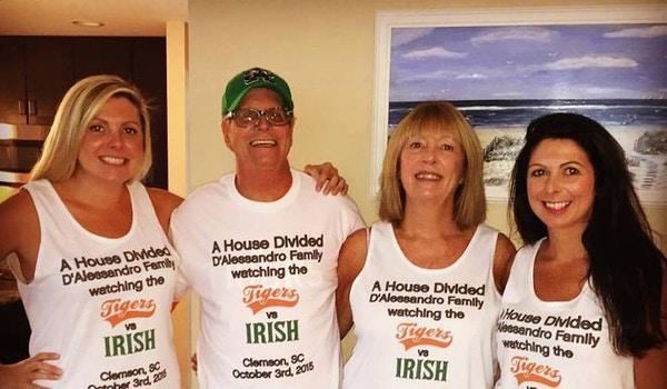 A House Divided T-Shirt Photo