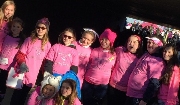 Hicksville Pretty In Pink T-Shirt Photo