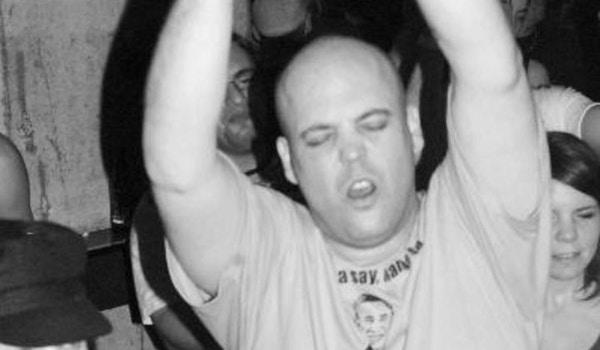 Charlie Hustle On The Dancefloor.  (Footwork, Toronto) T-Shirt Photo