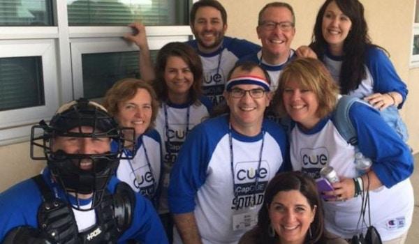 Fun At The Cap Cue Dug Out At #Fall Cue 2015 T-Shirt Photo