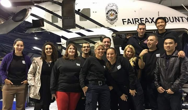Emt Class 2048: Making It Better One Patient At A Time T-Shirt Photo