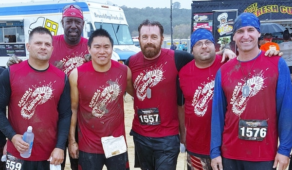 Brothers From Another Mudder T-Shirt Photo