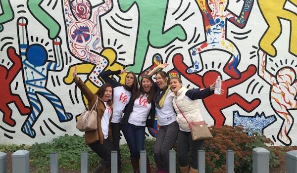 Amy's 40th Birthday   Keith Haring T-Shirt Photo