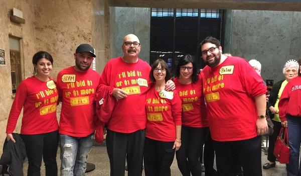 The Hopeful Contestants T-Shirt Photo