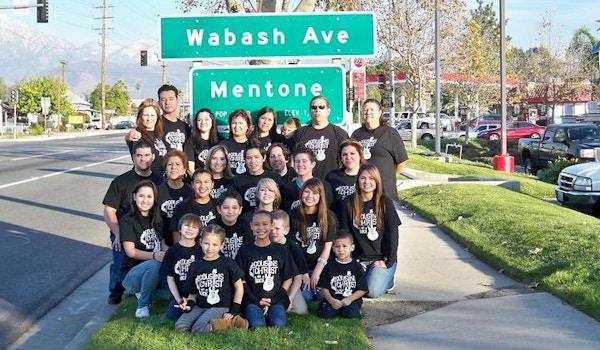 Cousins4 Christ Rock Mentone! T-Shirt Photo