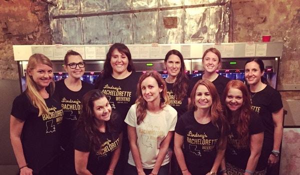 Lindsey's Bachelorette Weekend T-Shirt Photo