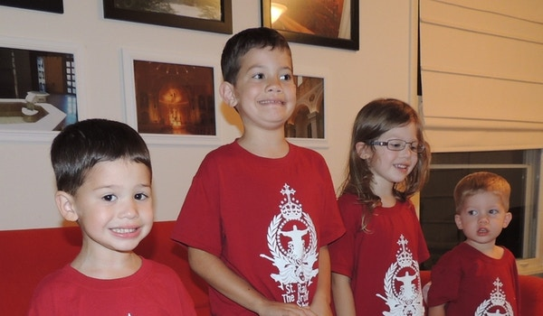 Homeschool Custom Ink T Shirts T-Shirt Photo