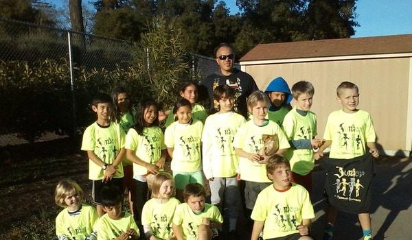 Junior All Terrain Runners T-Shirt Photo