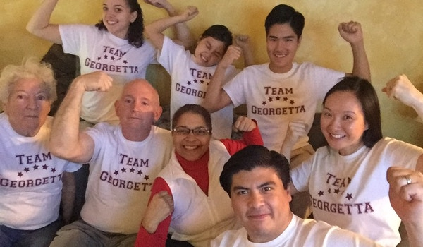 Team Georgetta T-Shirt Photo