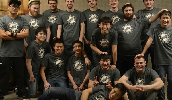 Glhf Gaming Community T-Shirt Photo