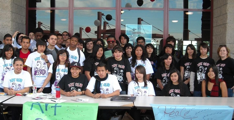 High School Club Rush T-Shirt Photo