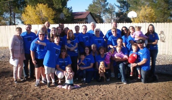 Studland Family Reunion T-Shirt Photo